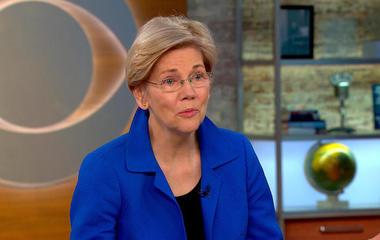 Sen. Elizabeth Warren on middle class challenges, health care