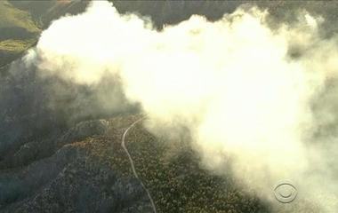 Heat waves fuel dangerous wildfire conditions in Southwest