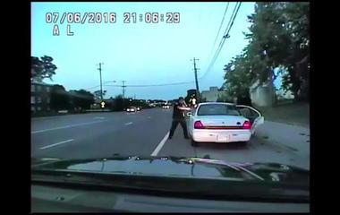 Police dashcam video released in fatal shooting of Philando Castile