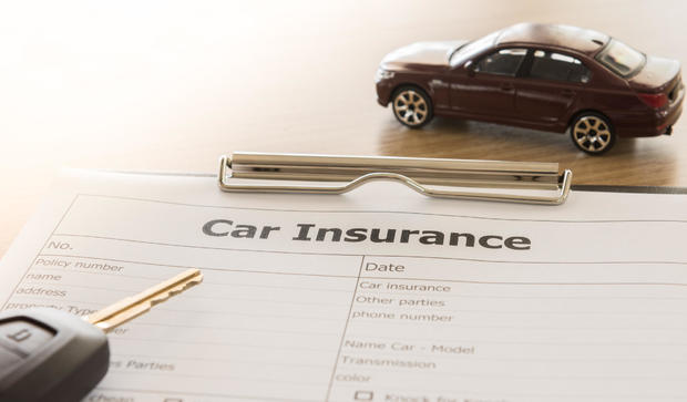 5 Cars That Cost The Least To Insure Cbs News