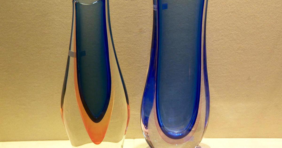Murano A Mecca Of Glass Cbs News