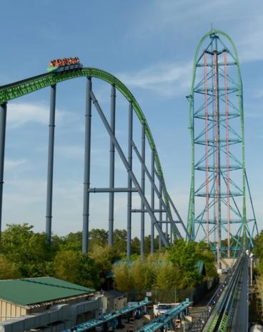 50 states, 50 amusement parks