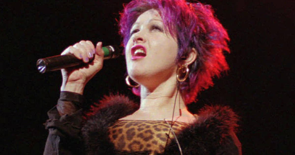 Girls Just Want To Have Fun Cyndi Lauper Pictures Cbs News