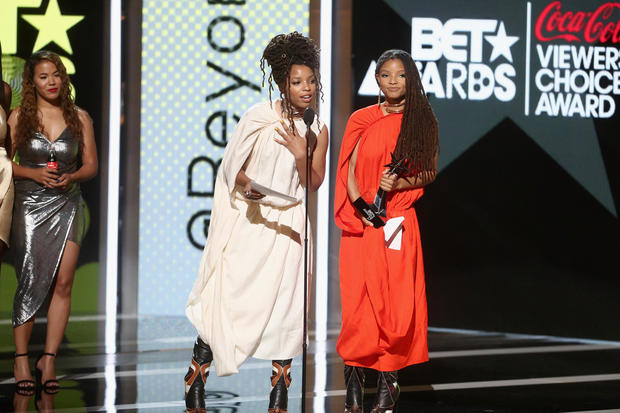 BET Awards 2017 highlights