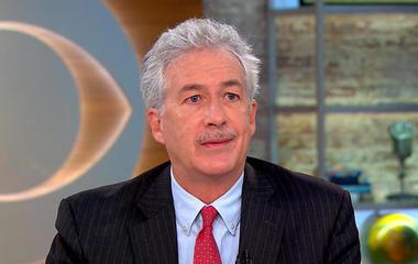 "Former U.S. ambassador talks Russia tensions, calls Syrian president ""a thug"""