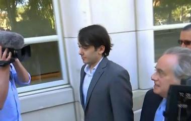 """Pharma Bro"" Martin Shkreli's reputation slows jury selection in fraud trial"