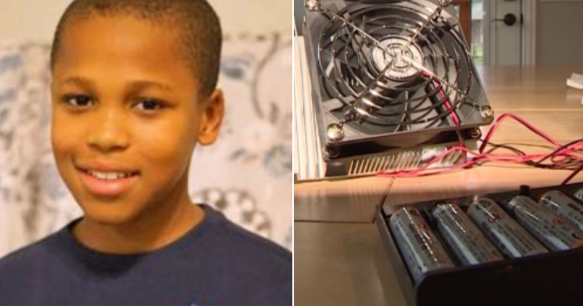 This 11 Year Old Texas Boy Invented A Device To Prevent