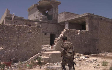 ISIS is surrounded in Raqqa