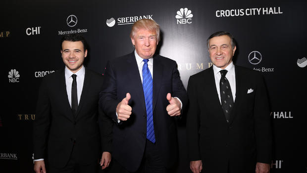 The Russian pop star behind controversial Donald Trump Jr