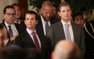 White House family business? A look at the Trump kids' ties