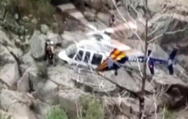 Search continues to find missing man after flash flooding in Arizona
