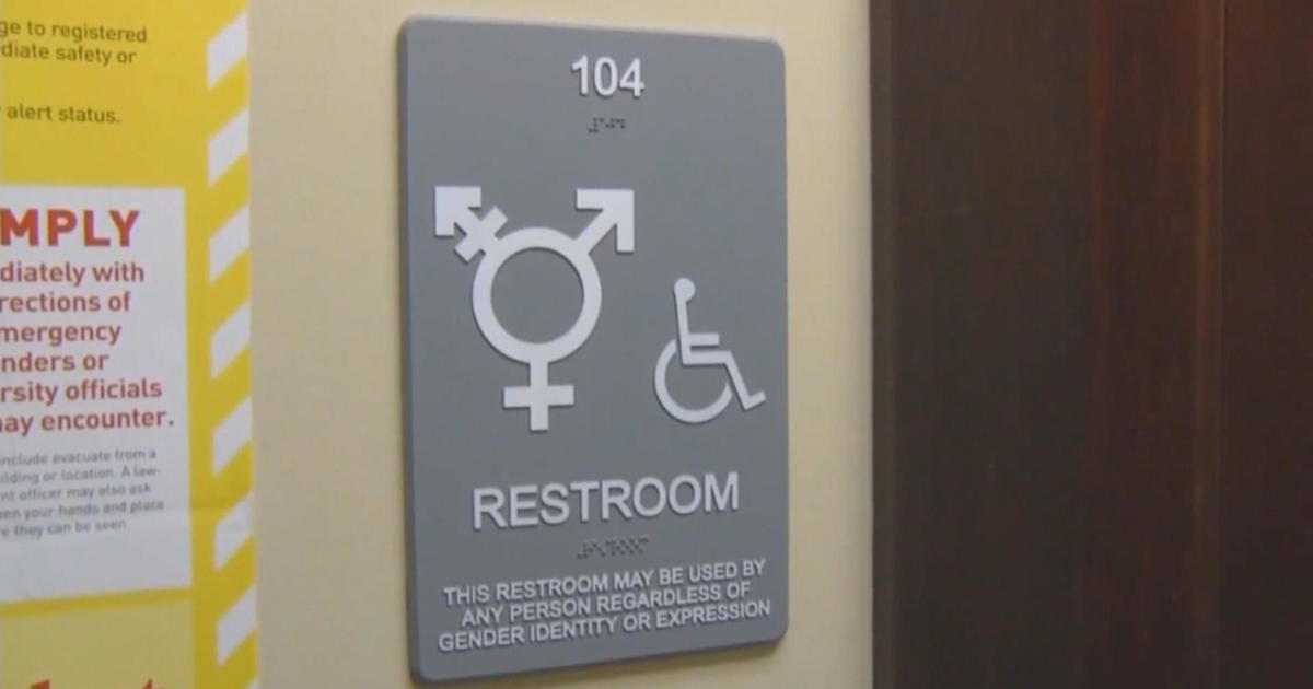 in texas, it's businesses vs. the bathroom bill - cbs news