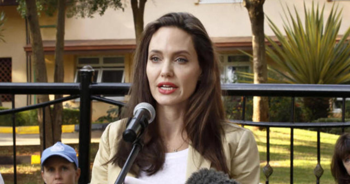 Angelina Jolie Opens Up About Struggles With Bells Palsy