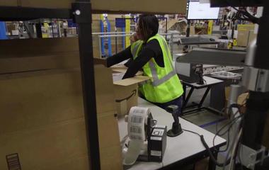 Amazon goes on a hiring spree