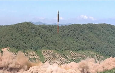 U.S. weighing all options after latest North Korean missile launch