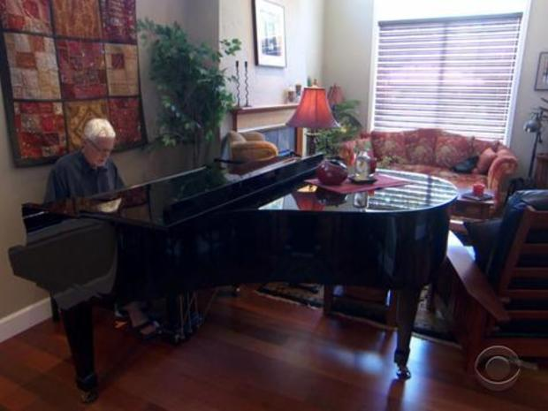 Man with Alzheimer's on a mission to save his music