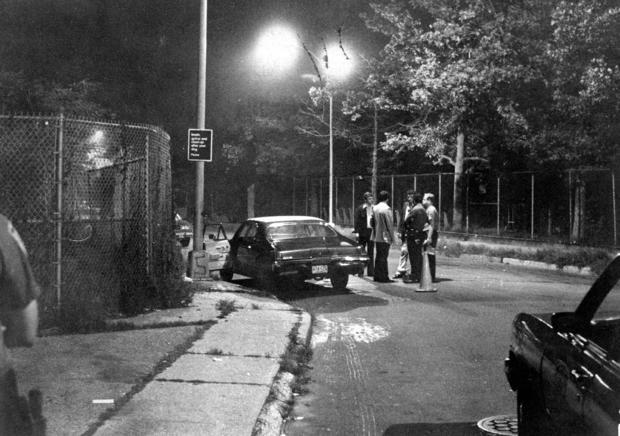 Violante/Moskowitz crime scene