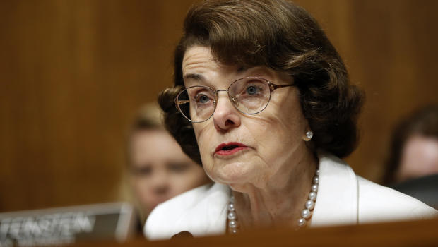 Trump Rips Feinstein Over Fusion GPS Transcript Release