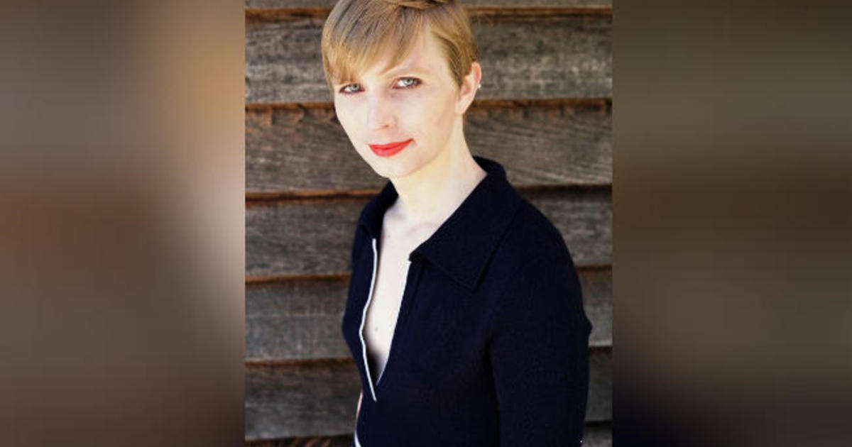 Chelsea Manning files to run for Senate in Maryland