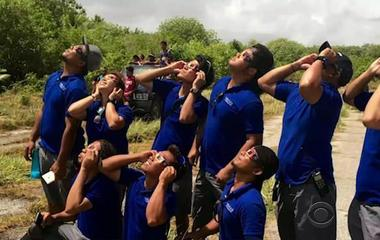 How to protect your eyes during the solar eclipse