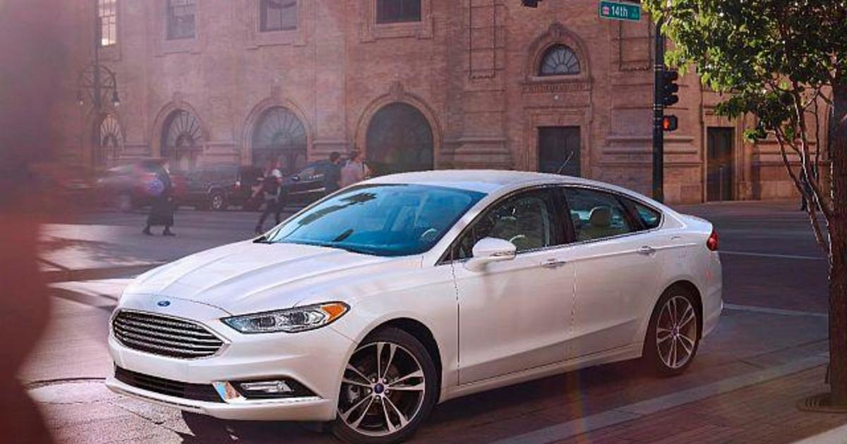 Ford Fusion Recall For Unintended Rollaways Expanded By 270 000 Cars Cbs News