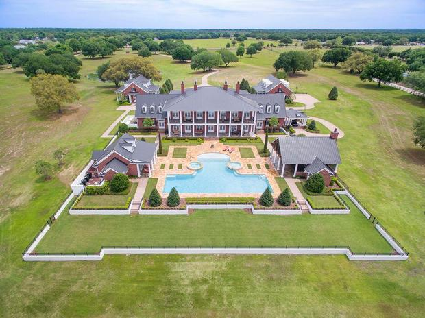 10 homes you can buy for $10 million - CBS News