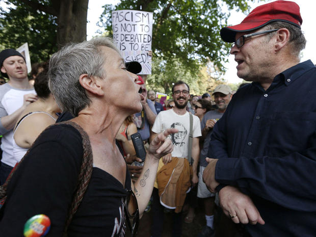 Rallies across U.S. protest white supremacists