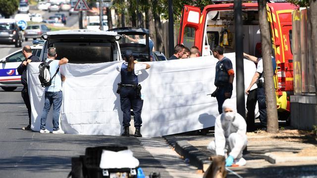 FRANCE-POLICE-CRASH