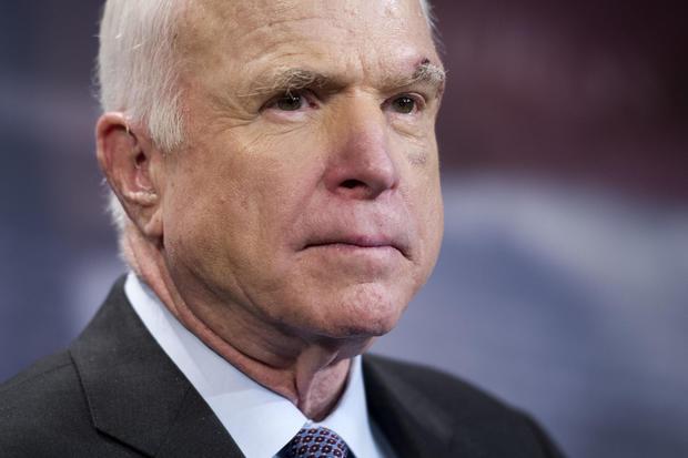 John McCain 1936-2018