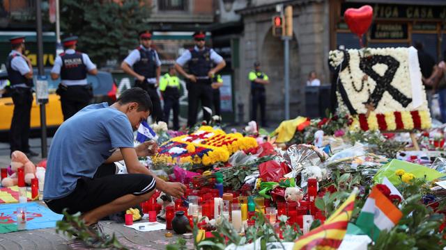 memorial spain terror