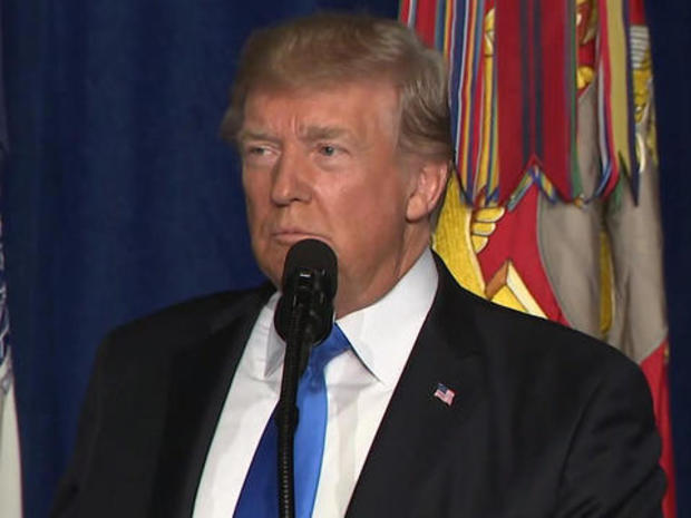 Trump reveals few specifics in Afghanistan plan