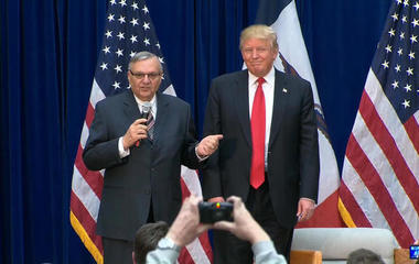 """Legal scholar on why the Arpaio pardon is """"troubling"""""""