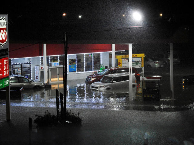 Pearland - Catastrophic flooding in Texas from Harvey - Pictures