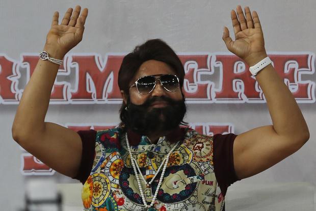 Gurmeet Singh Ram Rahim Insan