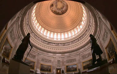 The U.S. Capitol like you've never seen it before