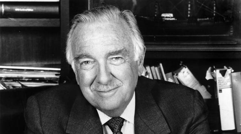 Cronkite's Centennial: Remembering a great newsman - CBS News  Cronkite's ...