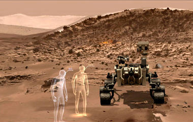 Exploring Mars without leaving Earth