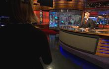 100 hours in the CBS Newsroom
