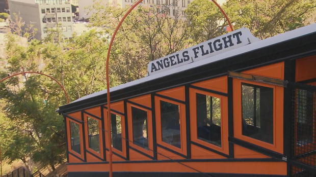 Return of Angels Flight: LA's Little Railroad Reaches for the Heavens Again