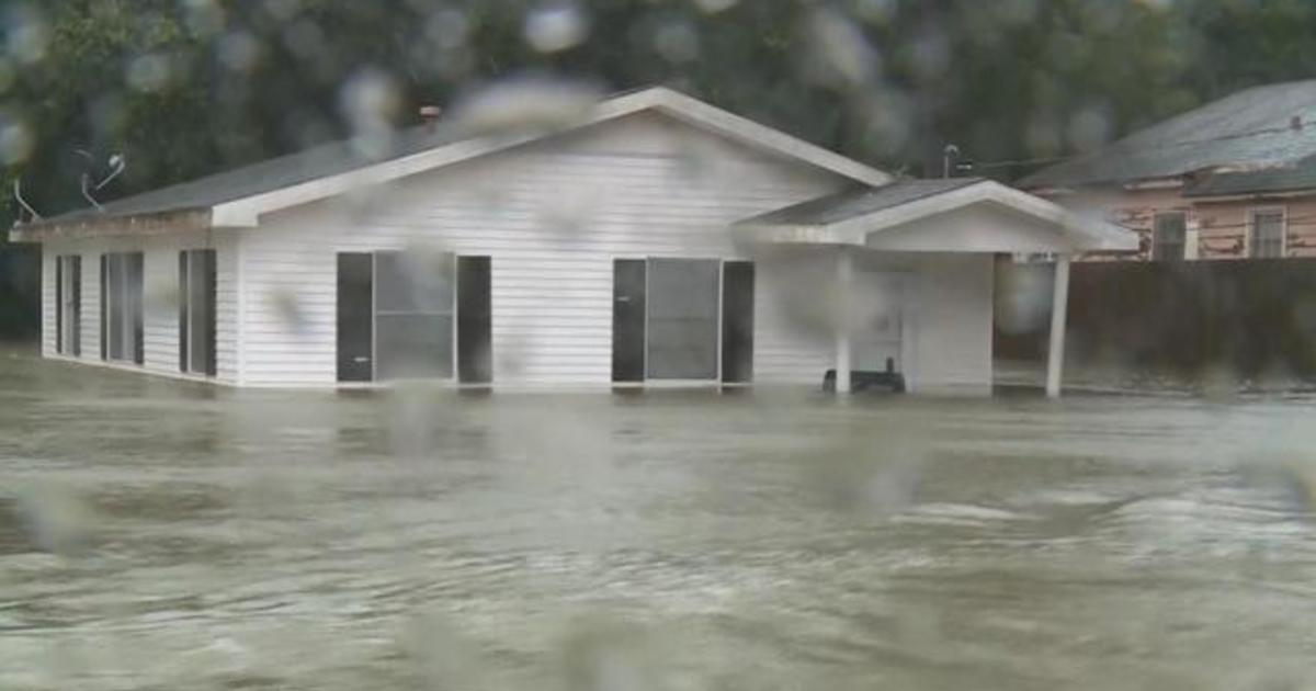 Parts of eastern Texas face flooding emergency