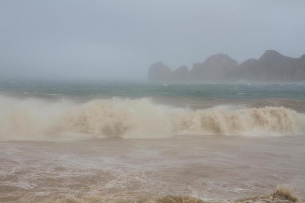 los cabos tropical storm lidia