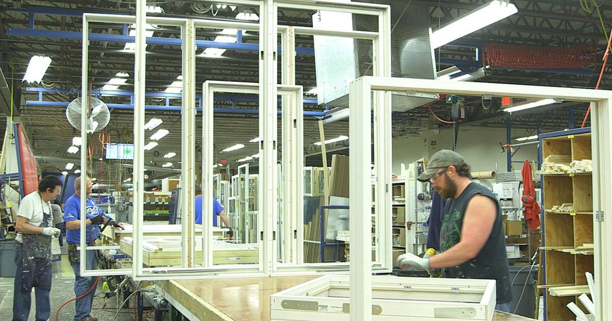 A Window Company S Clear Vision Cbs News