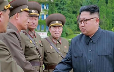 North Korea says it tested a hydrogen bomb meant for missiles