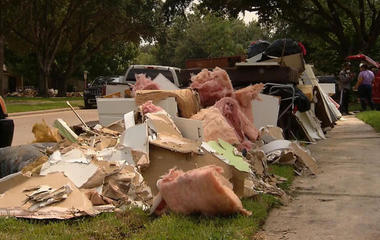 Houston faces growing health challenges as cleanup continues