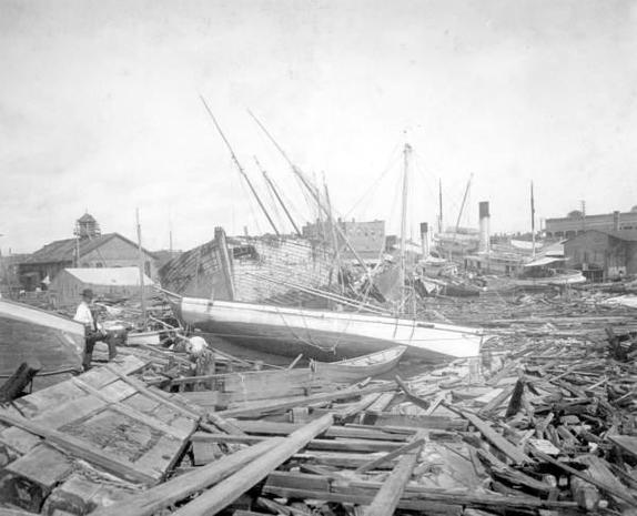 Deadliest hurricanes in U.S. history