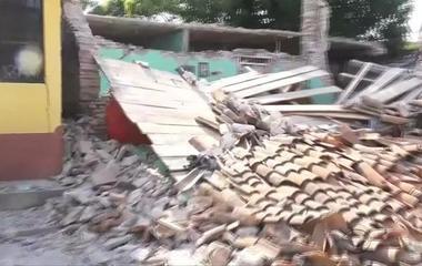 Mexico's most powerful quake in decades kills dozens