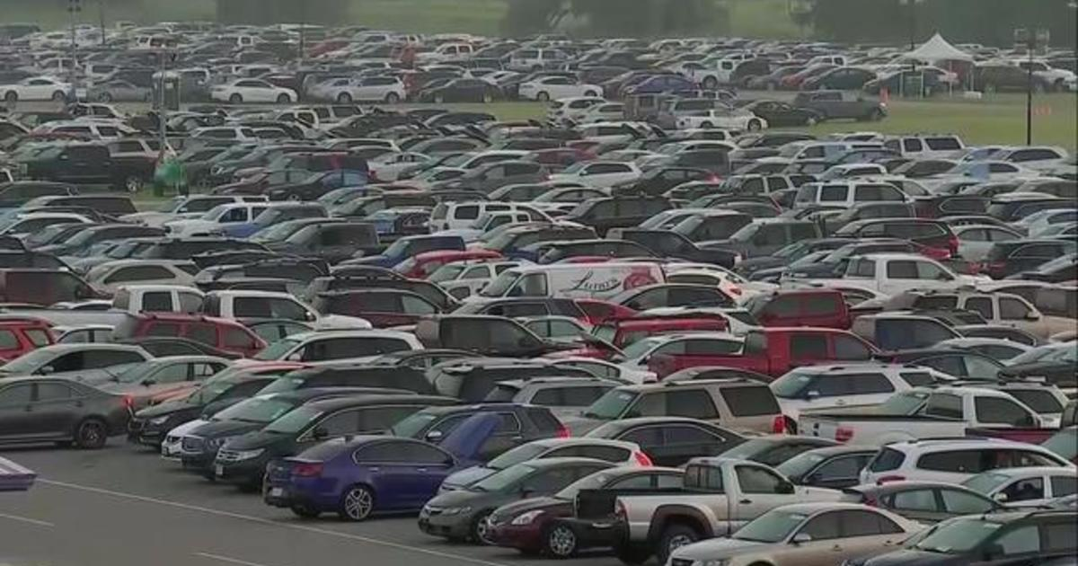 Scam Artists Try To Resell Flooded Cars Cbs News
