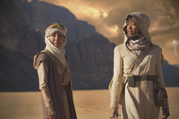 """Star Trek: Discovery"" cast photos"