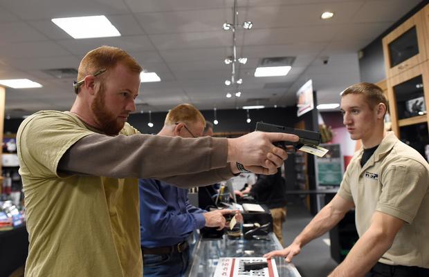 New Jersey gun-ownership rates