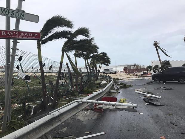 St. Martin Hurricane Irma